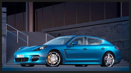 Porsche Panamera by THExDUKE