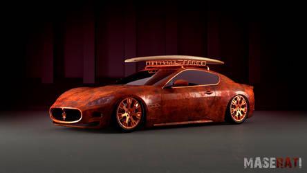 Maserati by THExDUKE
