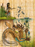 Tsu and the Eel