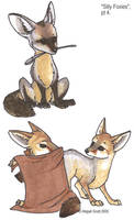 Silly Foxies 4