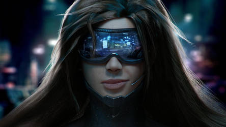 Cyberpunk by theblackgirl1d