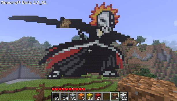 Ichigo Vizard - Minecraft :D