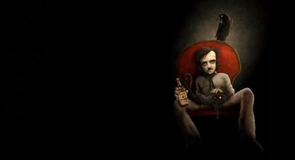 Edgar Allan Poe - The Raven by OFFTHEGRIDD