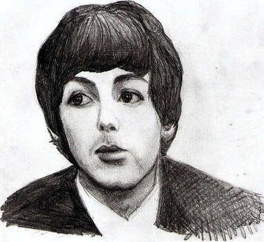 Portrait of Paul IMPROVED