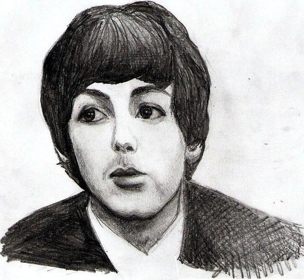 Portrait of Paul IMPROVED