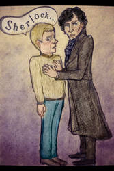 Sherlock... how is this going to help you think
