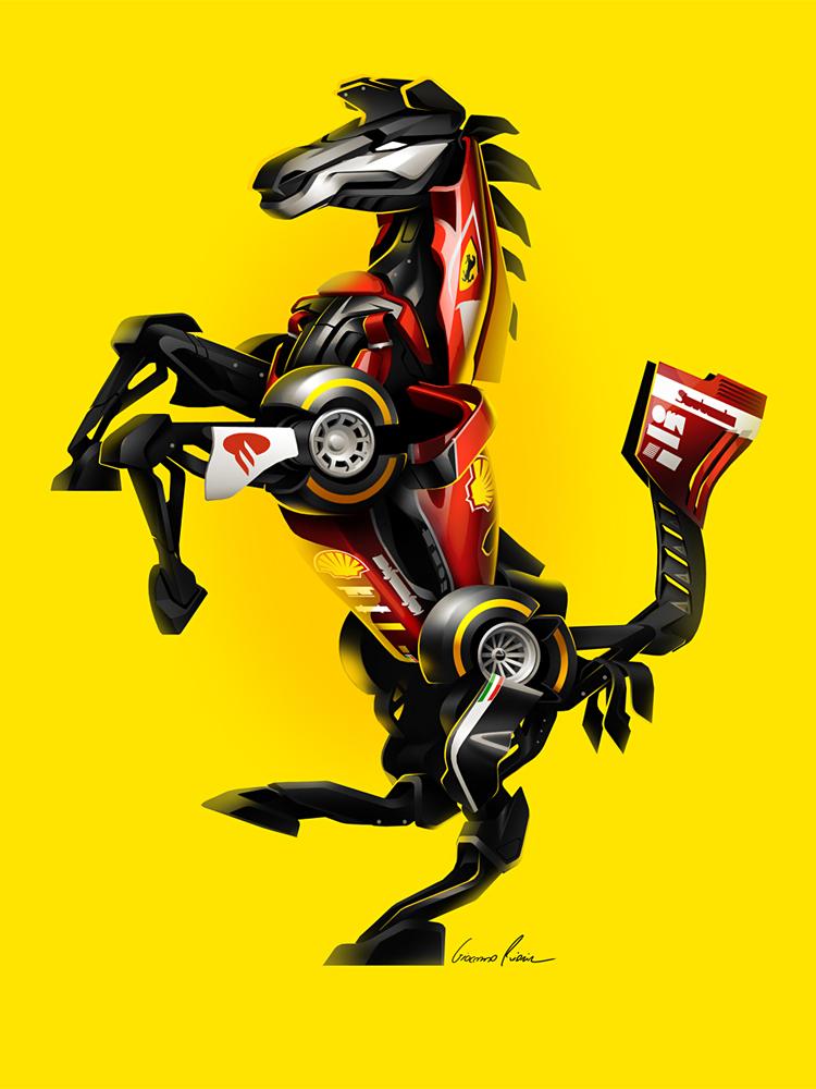 F1_bot - Ferrari by Jack85