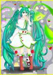 Vocaloid : Snow Miku