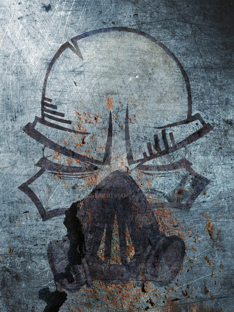Skull by Manfrii