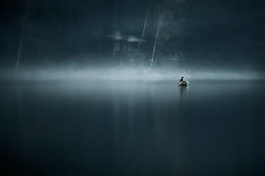 Moody Water by MikkoLagerstedt