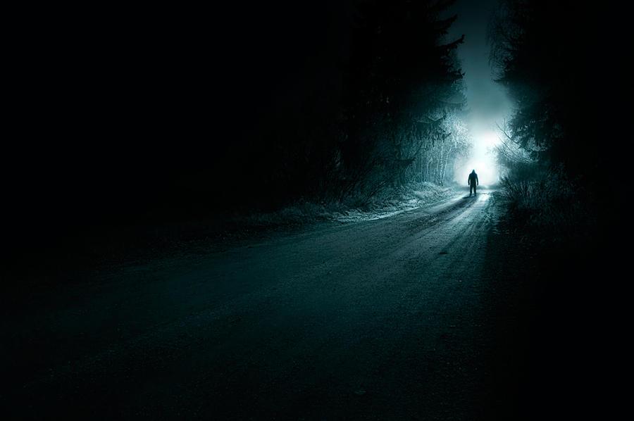 Stranger by MikkoLagerstedt
