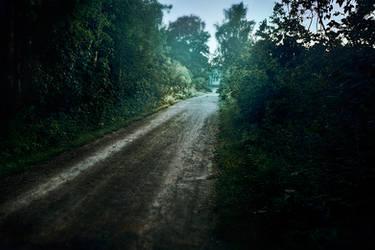 Alone by MikkoLagerstedt