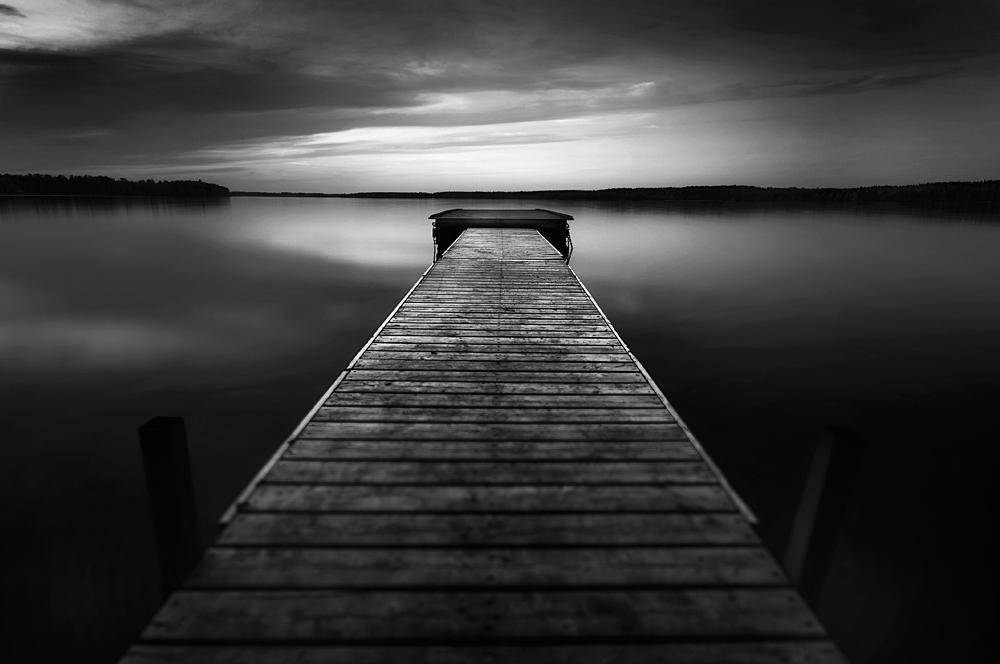 The Pier II by MikkoLagerstedt