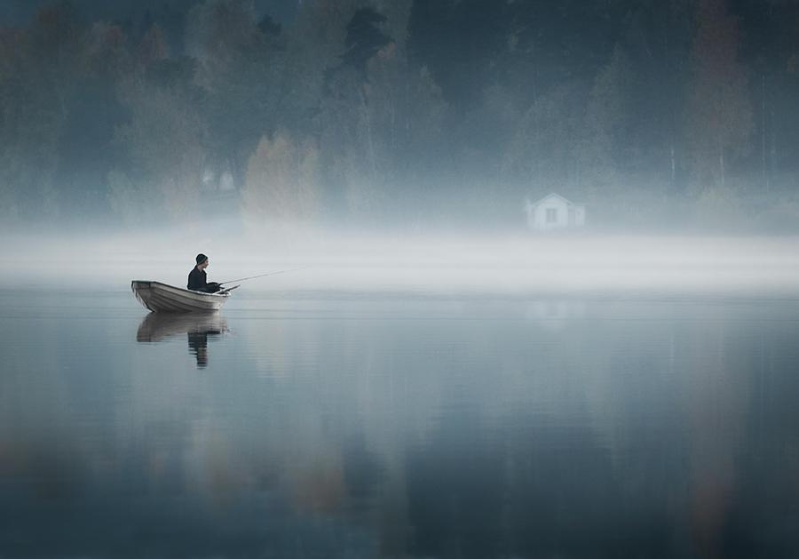 Quiet Moment by MikkoLagerstedt