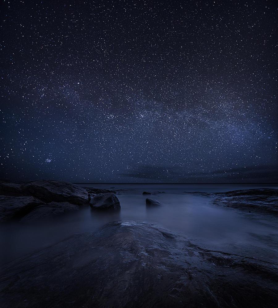 Dark Water by MikkoLagerstedt
