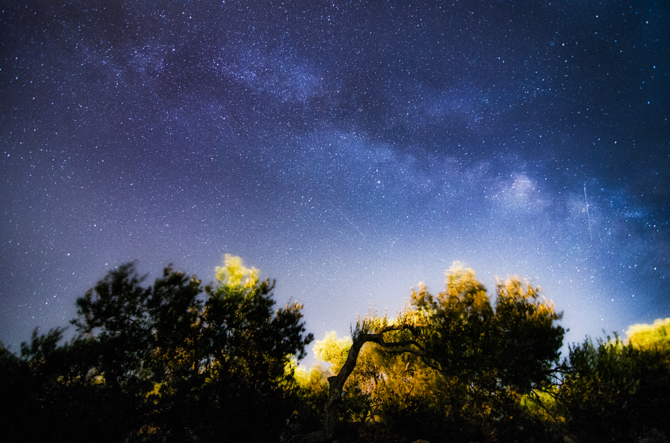 Night in Croatia by MikkoLagerstedt