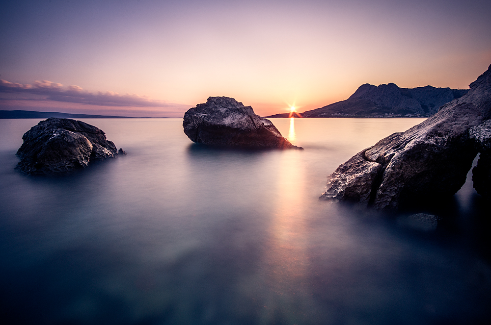 Omis, Croatia by MikkoLagerstedt