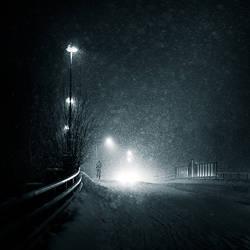 Blizzard by MikkoLagerstedt