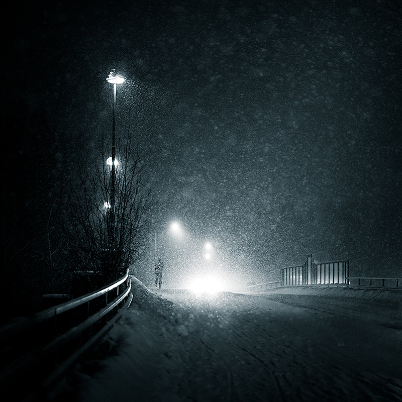 Blizzard by MikkoLagerstedt