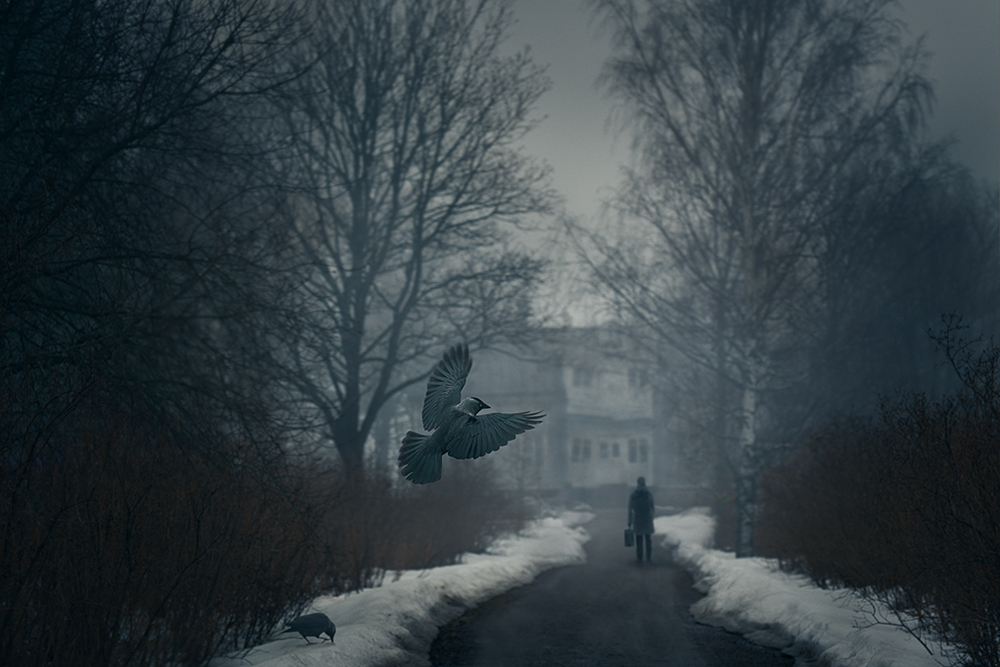 Dark times by MikkoLagerstedt