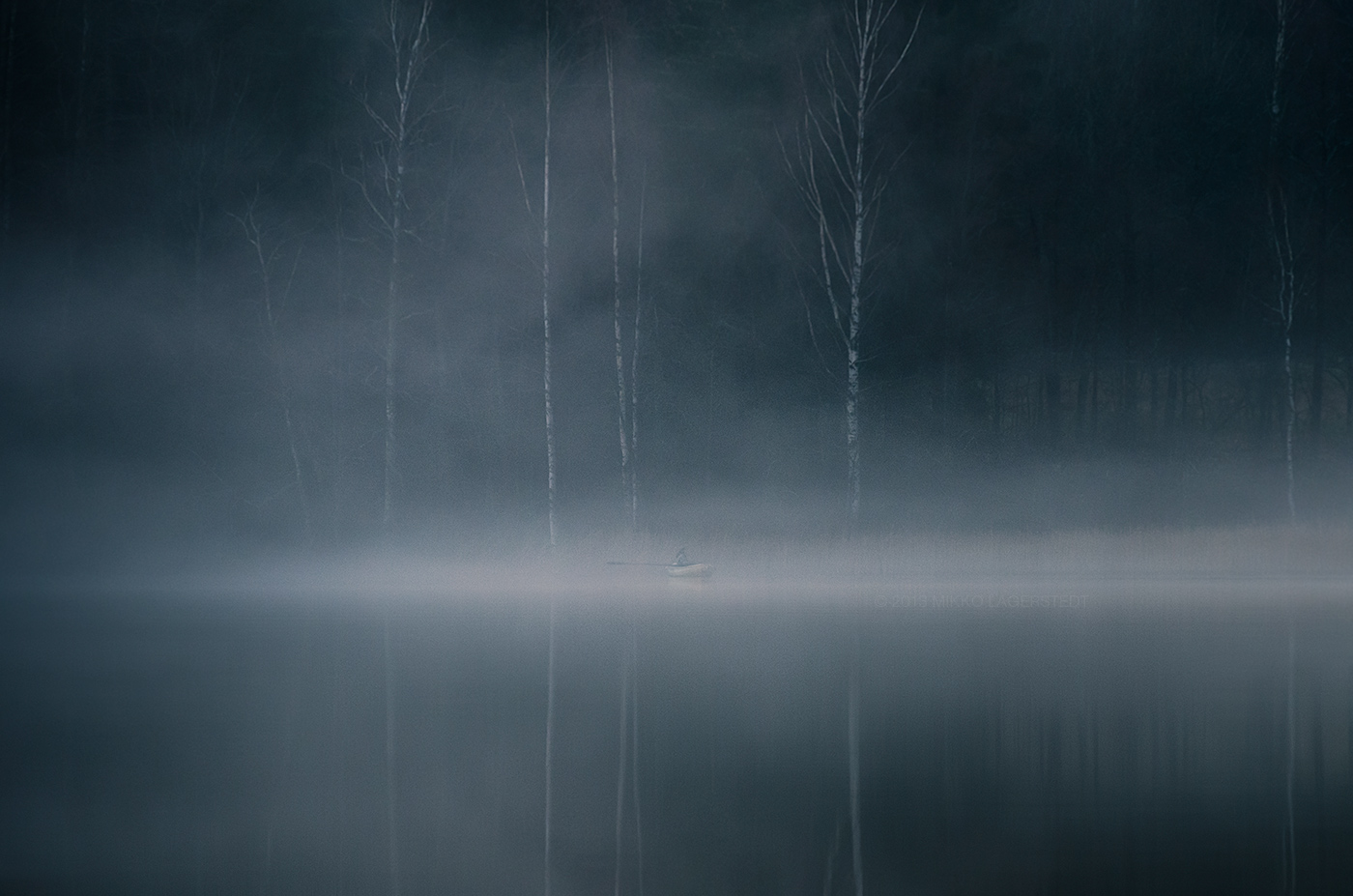 Lost in the shadows by MikkoLagerstedt
