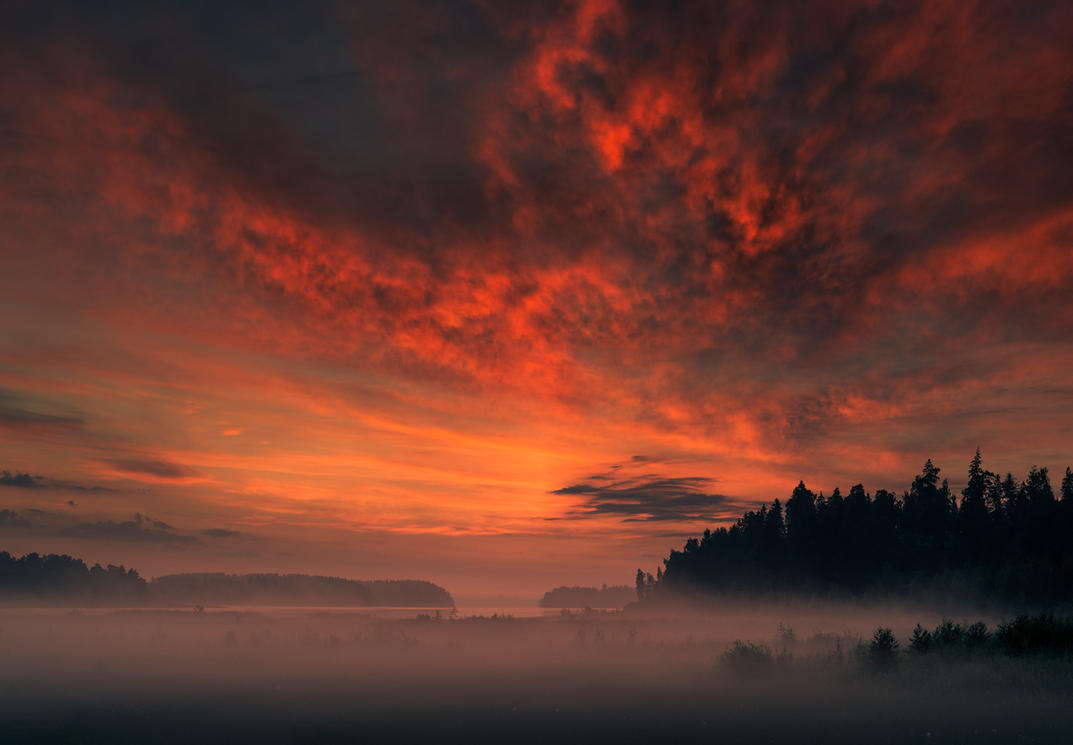Dawn II by MikkoLagerstedt