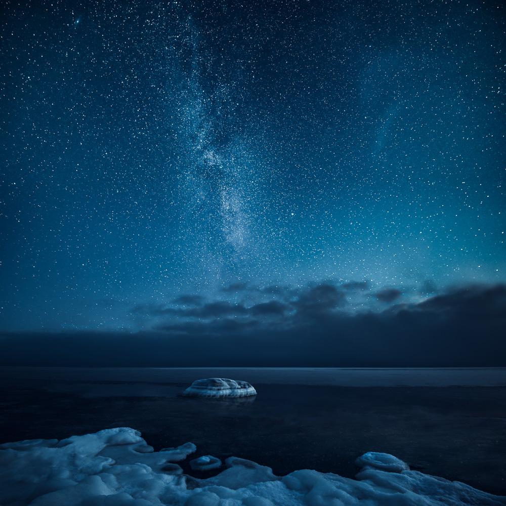 Frozen Echo by MikkoLagerstedt