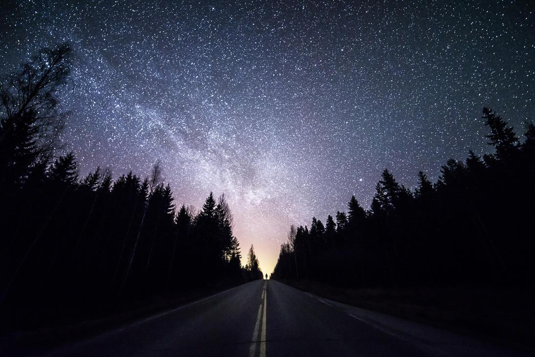 Highway by MikkoLagerstedt