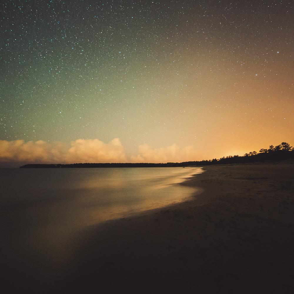Dreamy Night by MikkoLagerstedt