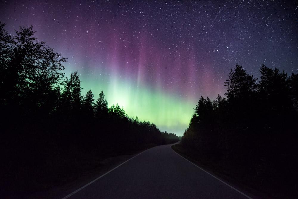 Aurora by MikkoLagerstedt