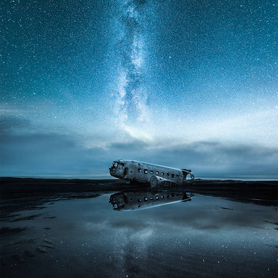 The Abandoned World by MikkoLagerstedt