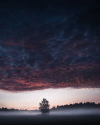 Heavy Skies by MikkoLagerstedt