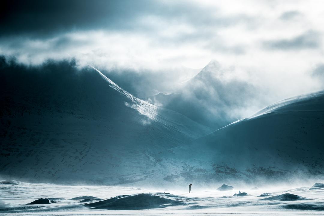 Desolation by MikkoLagerstedt