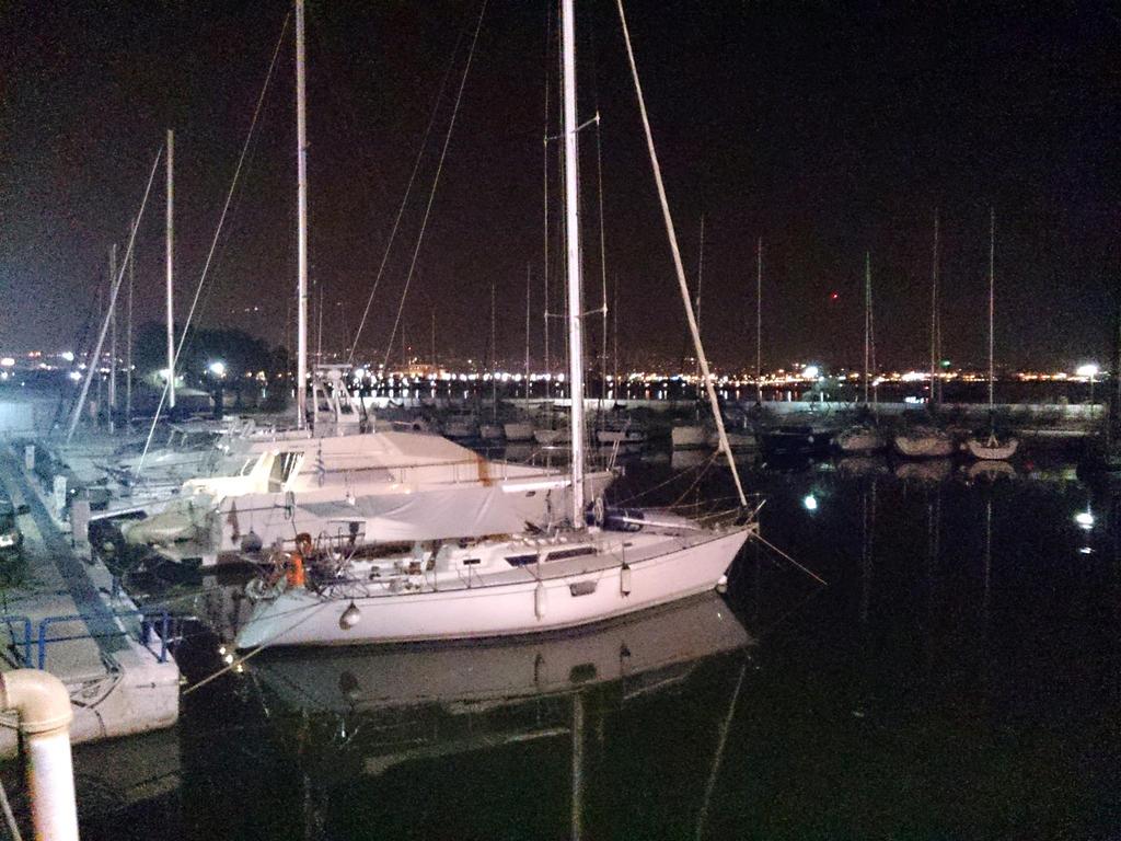 Boat Hangout by sotiraras55