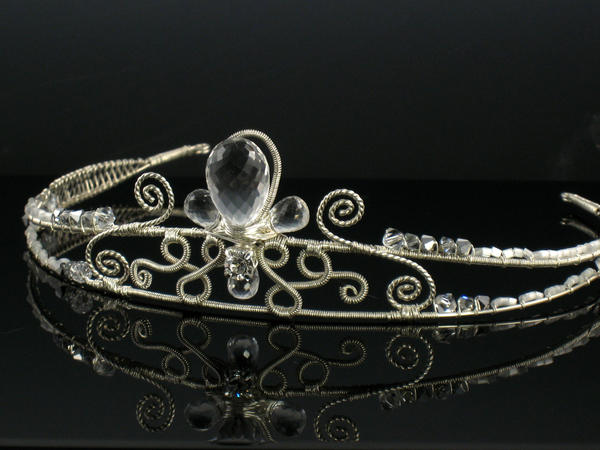 Renaissance Tiara by AniqueDesigns