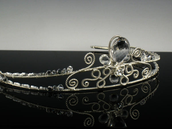 Renaissance Tiara2 by AniqueDesigns