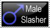 Male Slasher Stamp by NiGhT-sTaLkEr13