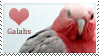 Love Galahs Stamp. by NiGhT-sTaLkEr13