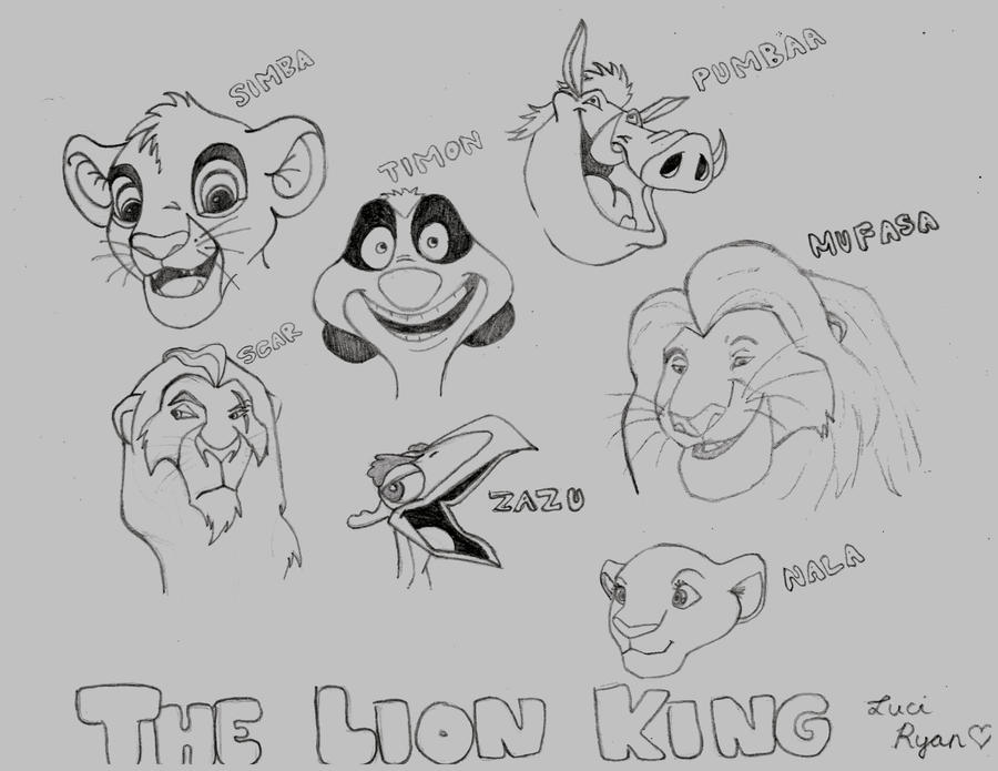 Trivia additionally File Sleeping beauty disney drawing model sheet 4 in addition Lion King Fanart further Lion King 2 Vitani Coloring Pages besides How To Draw Vitani Step 1. on scar lion king wiki