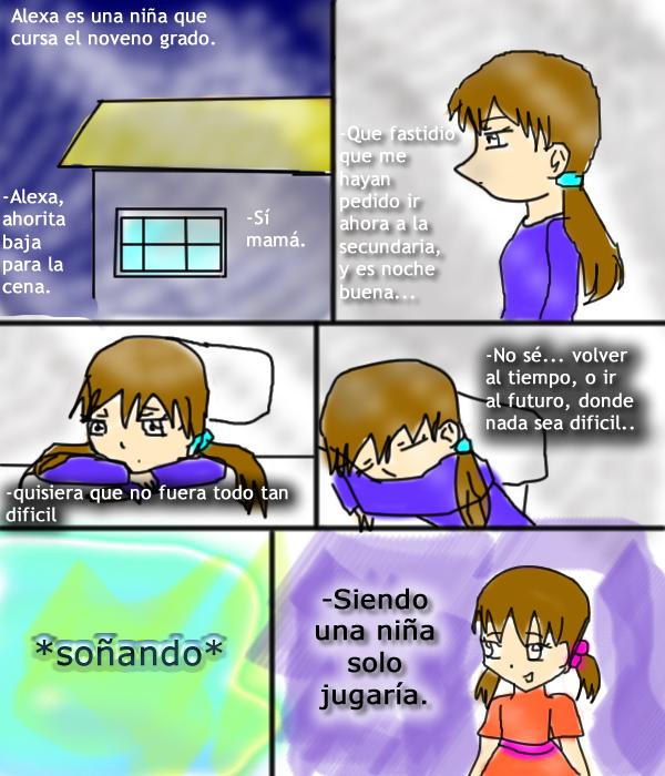 Cuento de navidad parte 1 de 2 by Xalsr27X