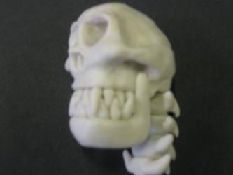 Horror Skull 3 by Antaria-Nova