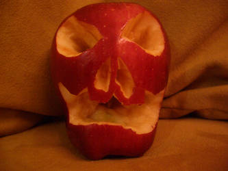 The Evil Apple by Antaria-Nova