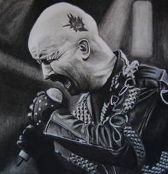 Rob Halford, Metal God by SweetCoconutMilk