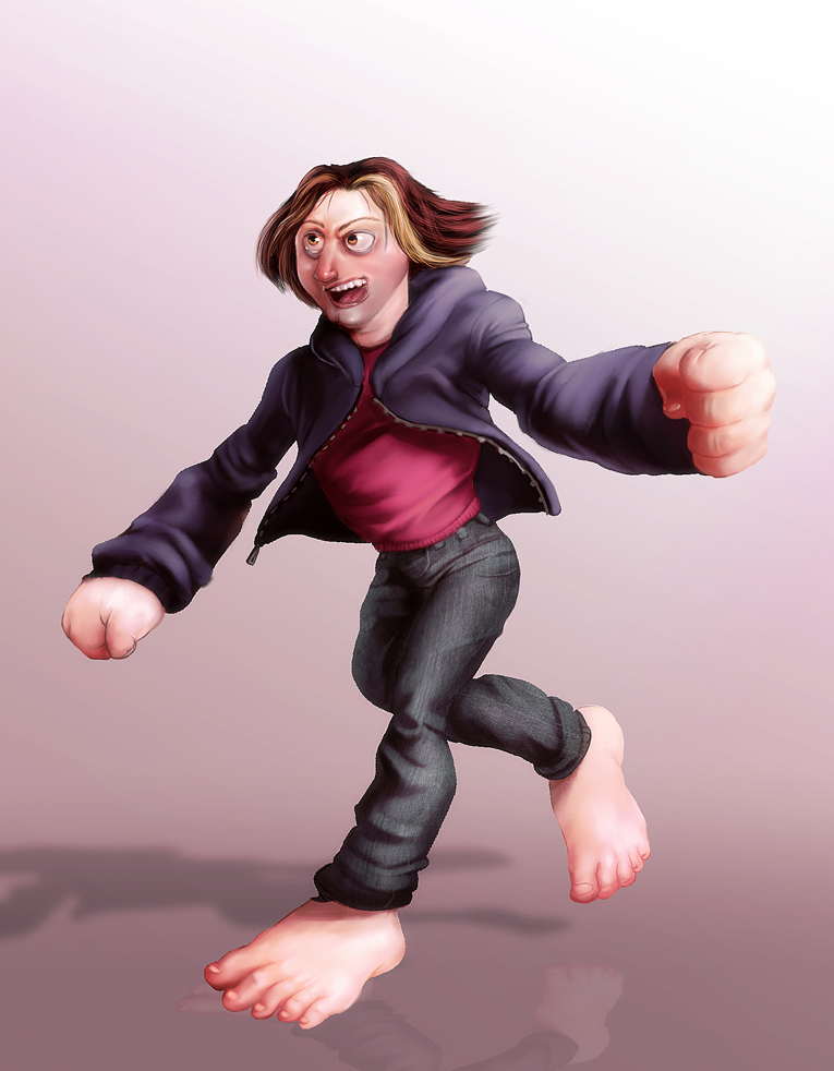 Arin Hanson by 3DBear on DeviantArt