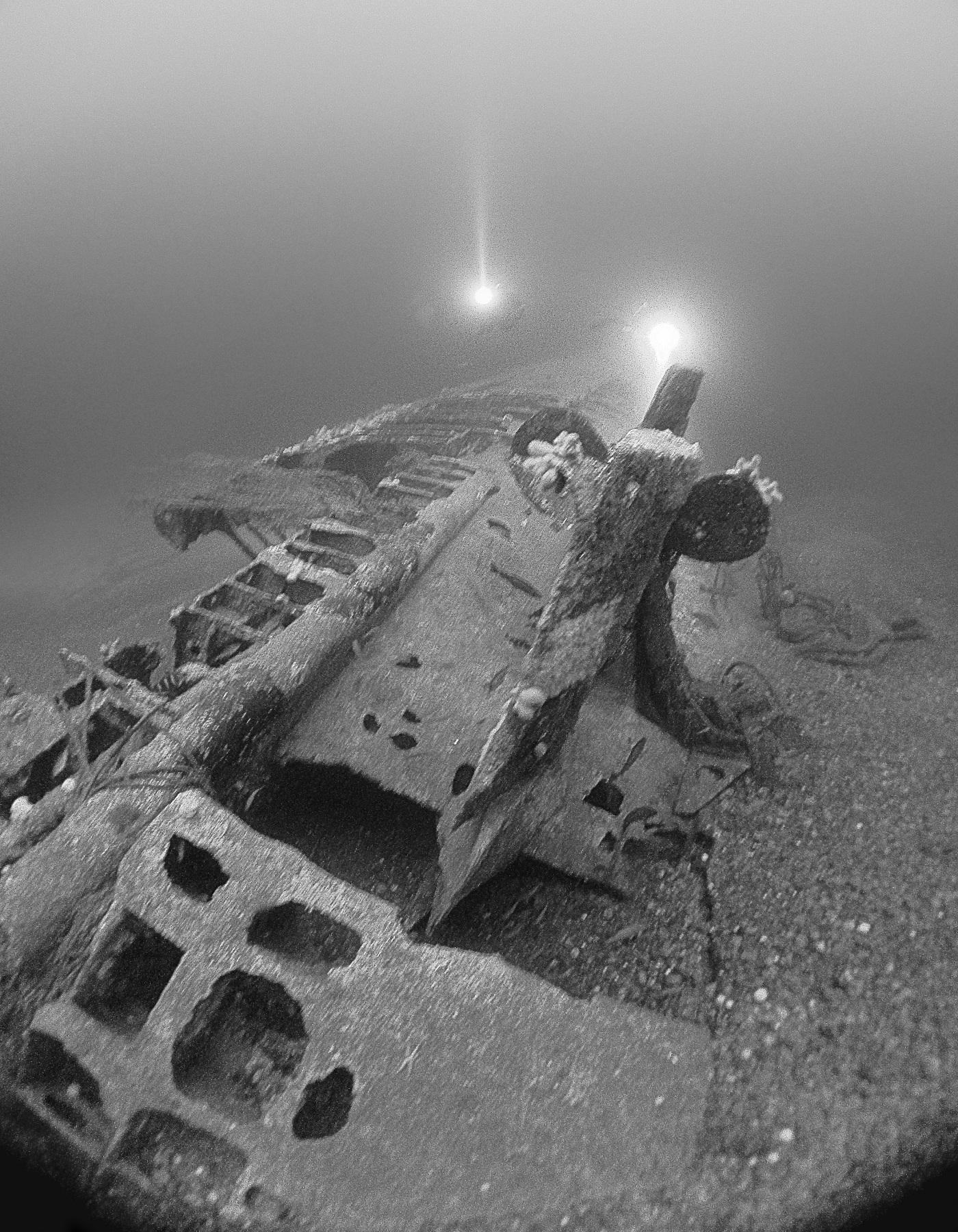 """Найдена затонувшая подлодка u-2511 времен вов """" banana.by - ."""