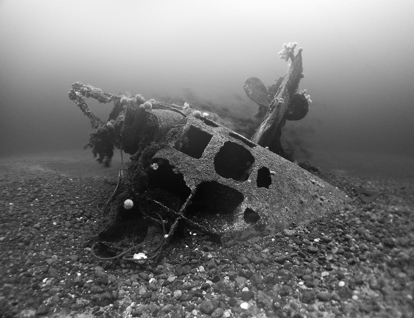 U-2511 stern by ukwreckdiver