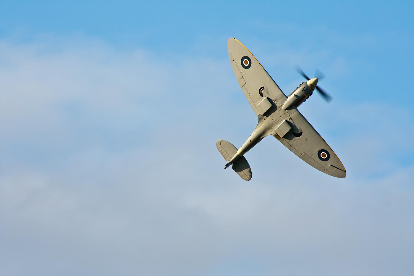 Spitfire IV by ukwreckdiver