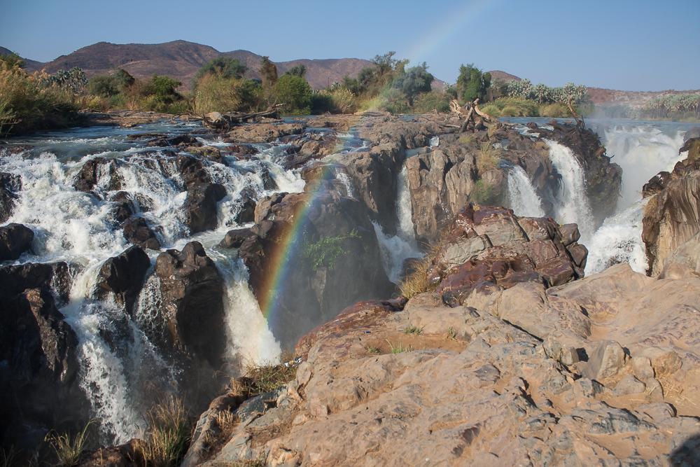 Epupa Falls by ukwreckdiver