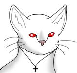 Luna cat by Kitty61553