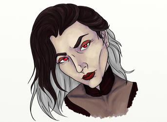 Witch: Morgan by karakanatmelek